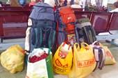 Наши рюкзаки