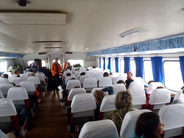 На судне Баргузин-2