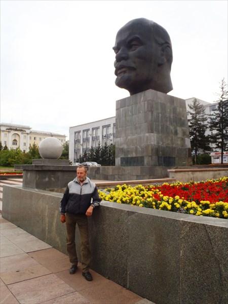 Улан-Удэ.