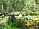Река Маркушкина, правый приток реки Б.Чивыркуй.