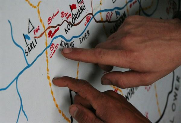 Map-chello