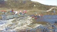 Седьмой детский праздник водного туризма на Шипунихе
