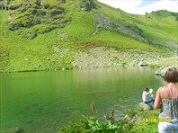 Озеро Мзы-озеро Мзы