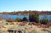 Парк уютный и очень чистый