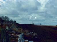 Вид на ТЭС Шеннонбридж