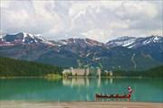 Озеро Луиз