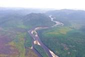 Река Мая, лев. приток Уды, сказочно великолепна!
