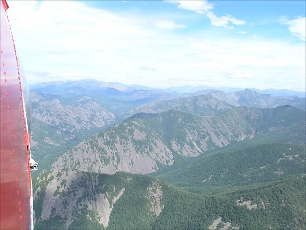 Вперед к неизвестности, высота полета 1500 метров