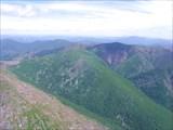 Становой хребет, водораздел реки Уда и реки Учур.