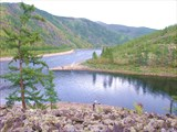 Две реки - три берега.