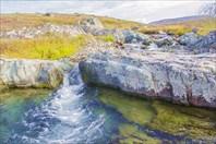 К водопадам ручья Манюкуяха