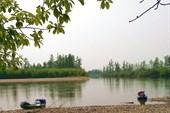 Река Чара.