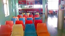 Зал ожидания в Вунг Тау.