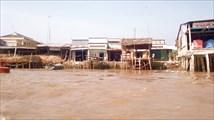 Населенный пункт на р.Байхап.