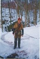 Воронцовка. Зима 98. (с) Акользин Алексей.