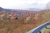 Вид со Шкотовского перевала