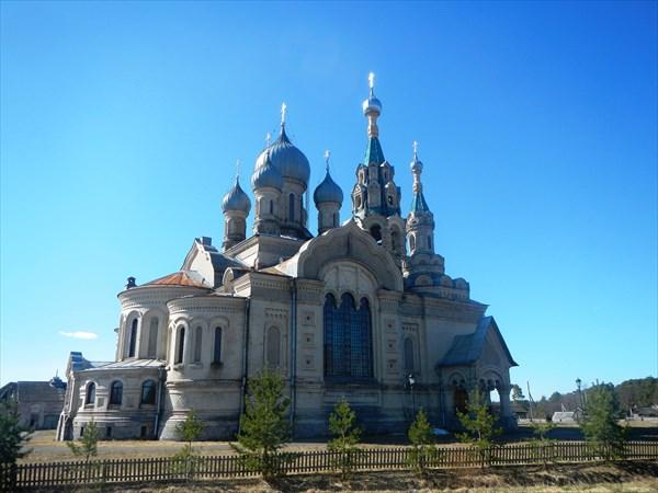 Кукобой. Спасский собор