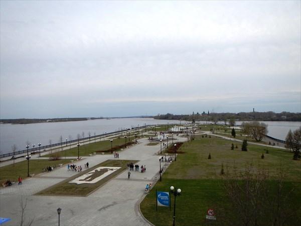 Парк на набережной
