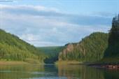 Один из самых живописных притоков..