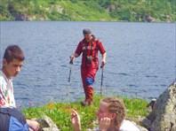 4,11 Озеро Харатас.
