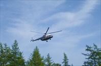 4,26 Вертолет спасателей.
