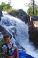 4,27 Водопад Ежиков.
