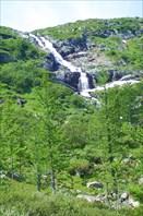 4,7 Водопад.