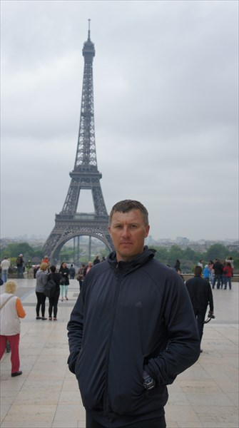 Я в ПАРИЖЕ!