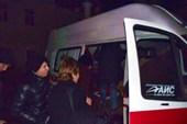Псевдоавтобус - скорая помощь