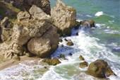 Прибой Азовского моря