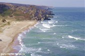 Генеральские пляж