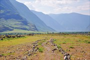 В долине Чулышмана