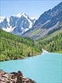 Большое Шавлинское озеро
