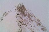 Седловина перевала Лабиринт