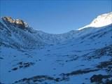 Подъём на перевал Панкова