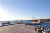 Вид на порт Китовый