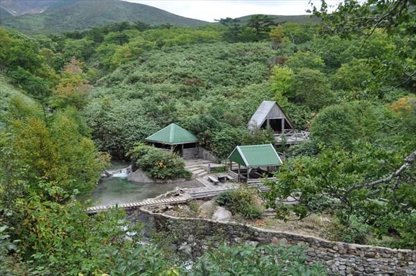 Курорт на кипящей речке