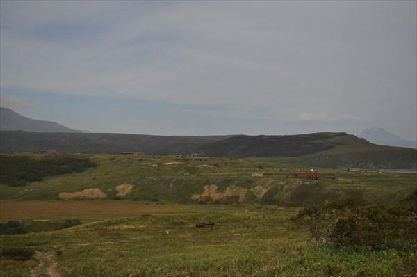 Бывшая база обслуживания бывших дизельных подлодок