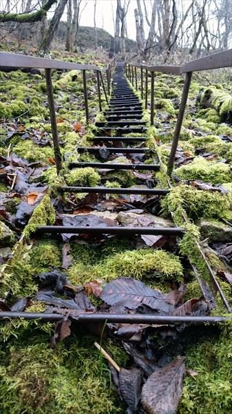 Злосчастная лестница