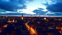 Ночной Таллинн