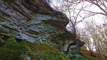 У водопада Ягала