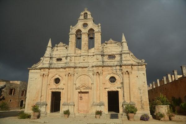 Монастырь Arkadi