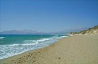 Пляж Kommos