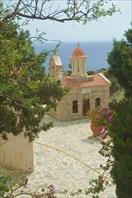 Монастырь Preveli