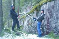 Юго-западная Карелия (северное приладожье), январь 2007