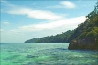 Андаманское море, острова Туротао