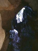 Чатырдаг, пещеры Бездонная, Победа