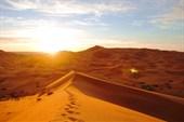 Песчаные дюны Эрг Чебби