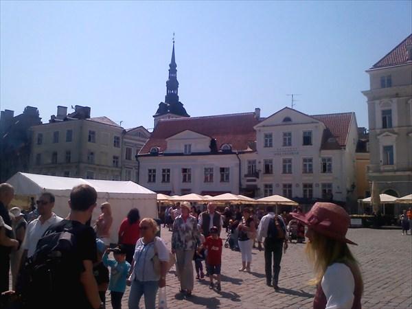 Старый Таллин.