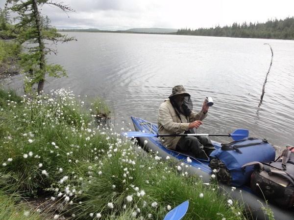 Путь на третье озеро можно сократить